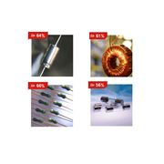 Конденсаторы резисторы потенциометры ферриты
