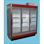 Горка холодильная закрытая фото