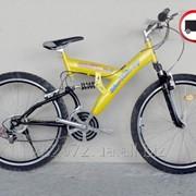 Велосипед двоподвес Mc Kinle, German фото
