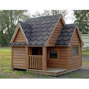 Для установки домика не требуется фундамент. Деревянные стекляные утепленные простые фото