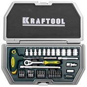 Kraftool 27970-H34 (INDUSTRY) Набор слесарно-монтажного инструмента фото