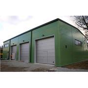 Строительство складских помещений и промышленных зданий фото