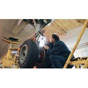 Ремонт обслуживание и доработки самолетов фото