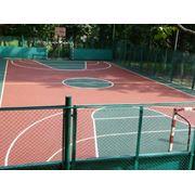 Строительство уличных спортивных площадок фото
