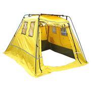 Палатка для дорожных работ фото