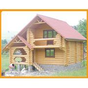 Строительство деревянных домов коттеджей