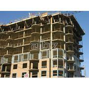 Строительство жилых домов фото