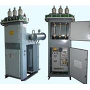 Подстанция трансформаторная комплектная столбовая типа КТПc 25...250/10(6)/04 фото