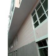 Фасадные работы по утеплению декоративной отделке фото