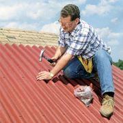 Ремонт крыши и восстановление фото
