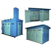 Комплектные трансформаторные подстанции всех типов на 61035110 кВ фото