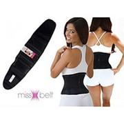 Пояс для похудения Мисс Белт утягивающий, L-XL фото