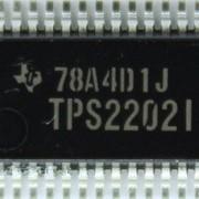 Контроллер TPS2202IDFLE фото