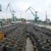 Перевалка металлопроката в портах Таганрог, Ростов на экспорт и импорт фото