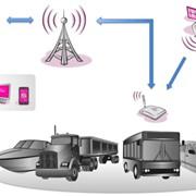 Спутниковый мониторинг транспорта фото
