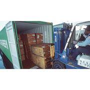 Морские перевозки – LCL (контейнерная консолидация) фото
