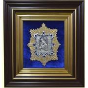 Икона №189 - Почаевская Божья Матерь ( в лучах ) фото