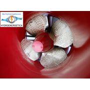 Поворотно лопастная турбина (турбина Каплана) Горизонтльная Вертикальная Капсульная фото