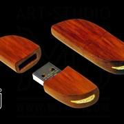 Эксклюзивные подарки из дерева, клавиатуры и флешки в корпусах из ценных пород древесины фото