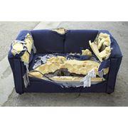 Утилизация старой мебели фотография