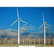 Электростанции ветровые фото