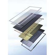Плоский вертикальный солнечный коллектор TOPSON F3-1 фото