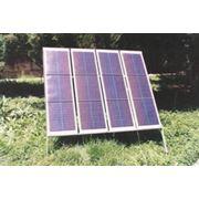 Солнечная низковольтная фотоэлектрическая система ФЭС 100/12 фото
