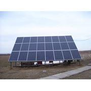 Солнечные электростанции разной мощности фото
