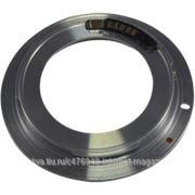 Переходное кольцо Fujimi M42 - Canon EOS с чипом фото