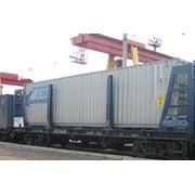 Перевозки железнодорожным транспортом фото