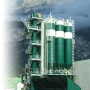 Бетоносмесительный завод вертикального типа для производства товарного бетона и ЖБИ фото