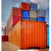 Перевозки контейнерные фото