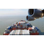 Комбинированные грузовые транспортные перевозки по морю и воздуху фото