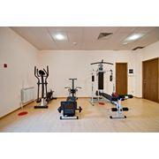 Услуги фитнес-центров при гостинице фото
