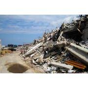 Снос цехов промышленных зданий фото