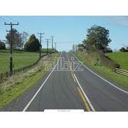 Строительство и ремонт дорог мостов и туннелей Строительство дорог Строительство дорог фото