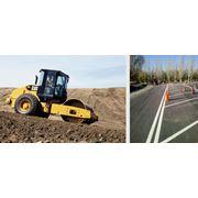 Строительство и обустройство дорог площадок стоянок фото