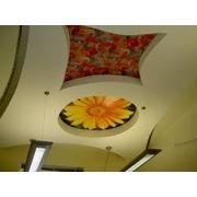 Мойка потолка фото