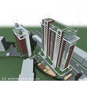 Проектирование жилых зданий фото