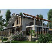 Дизайн-проект дачного дома фото