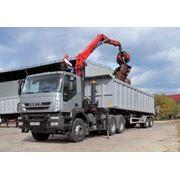 Транспортные услуги перевозка металлолома фото
