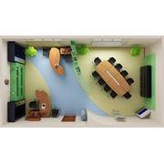 Архитектурное планирование офисного пространства