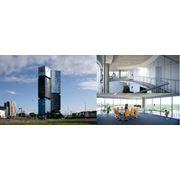 Строительство офисных и административных зданий фото
