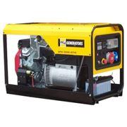 Бензогенератор WFM BOXER P - 10 кВт 12000-MTHE фото