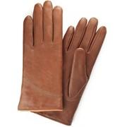 Перчатки женские из кожи оленя, модель 186 фото