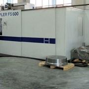 5 координатный фрезерно-расточной станок с ЧПУ фото