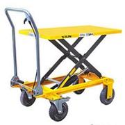 Стол подъемный передвижной XILIN г/п 200 кг 330-1000 мм SP200 фото