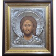 Икона ручной работы №147 - Исус Христос фото