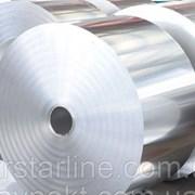 Фольга алюминиевая 0.3х1000 мм марка 8011М от 50 кг фото