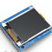 """Графічний дисплей TFT LCD 1,8"""" SPI 128x160 фото"""
